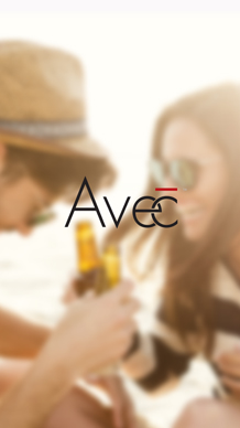 Discover new people with Avec app for iOS Image